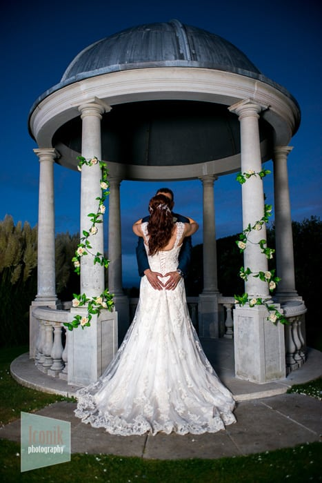Wedding Photography at Tregenna Castle Resort St Ives in Cornwall