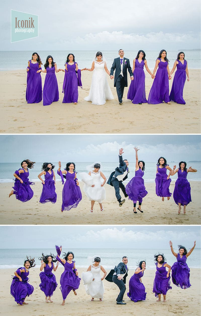 St Ives Carbis Bay wedding photographers Cornwall