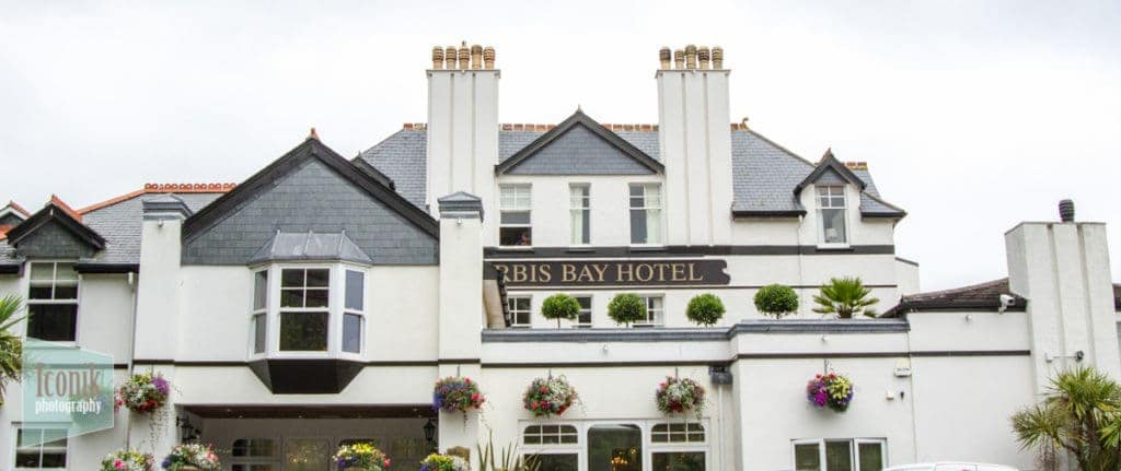 The Carbis Bay Hotel - Wedding Photographers in Cornwall