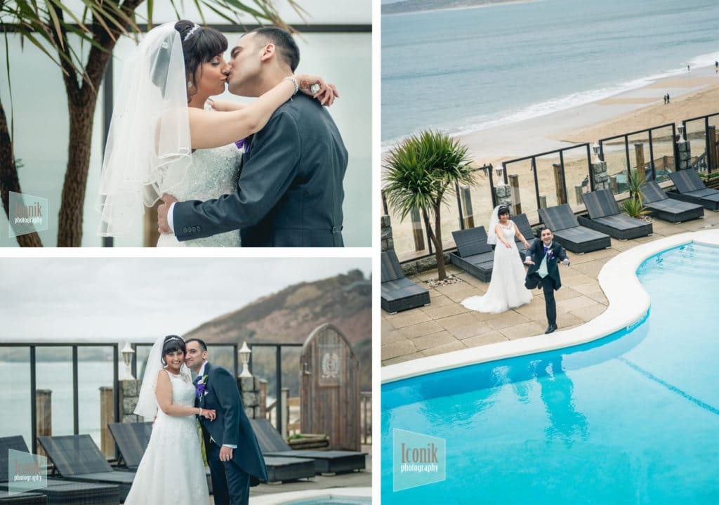 Asian wedding  - Wedding photographer in cornwall