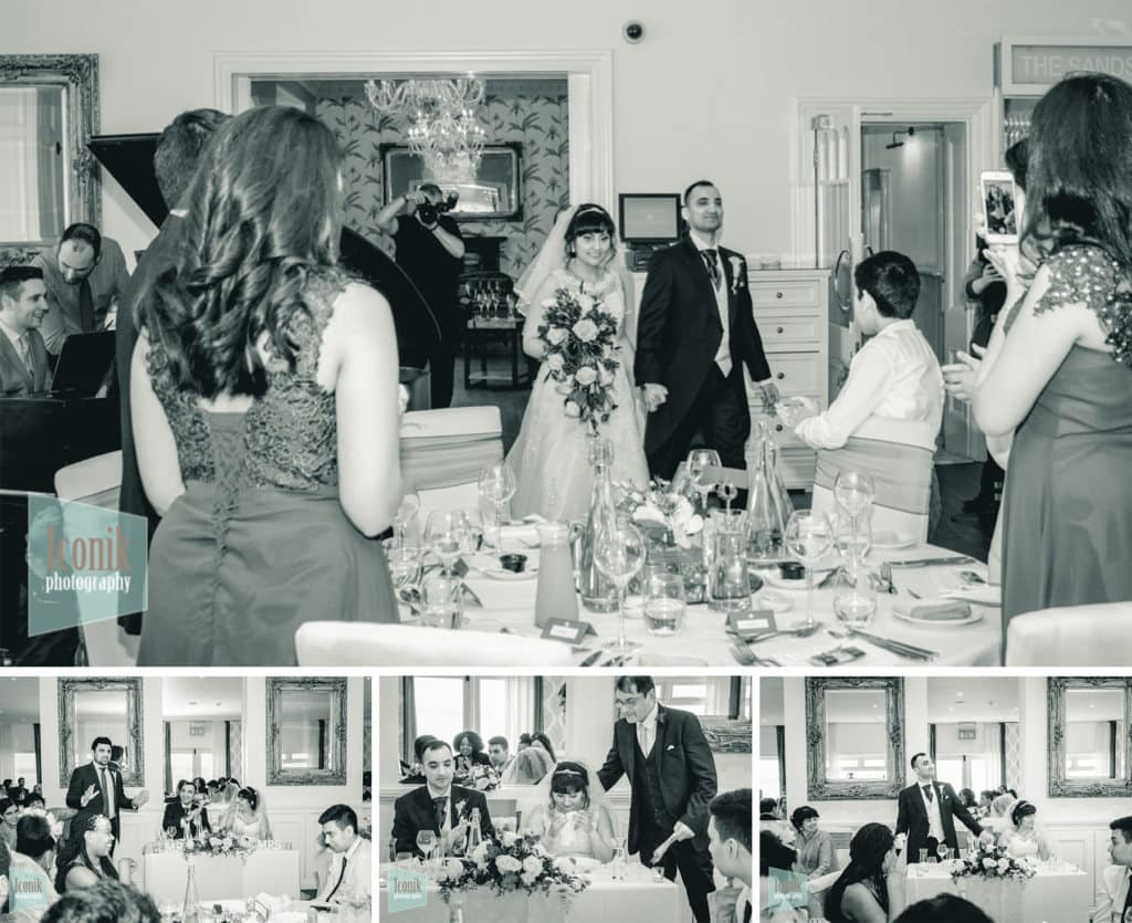 wedding photography at the carbis bay hotel Cornwall