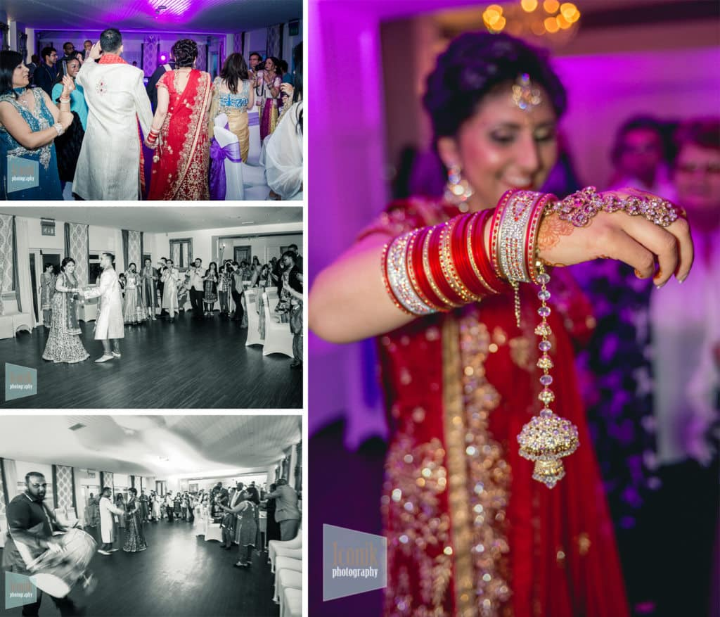 Traditional Asian Wedding celebrations at the carbis bay hotel - wedding photography in Cornwall