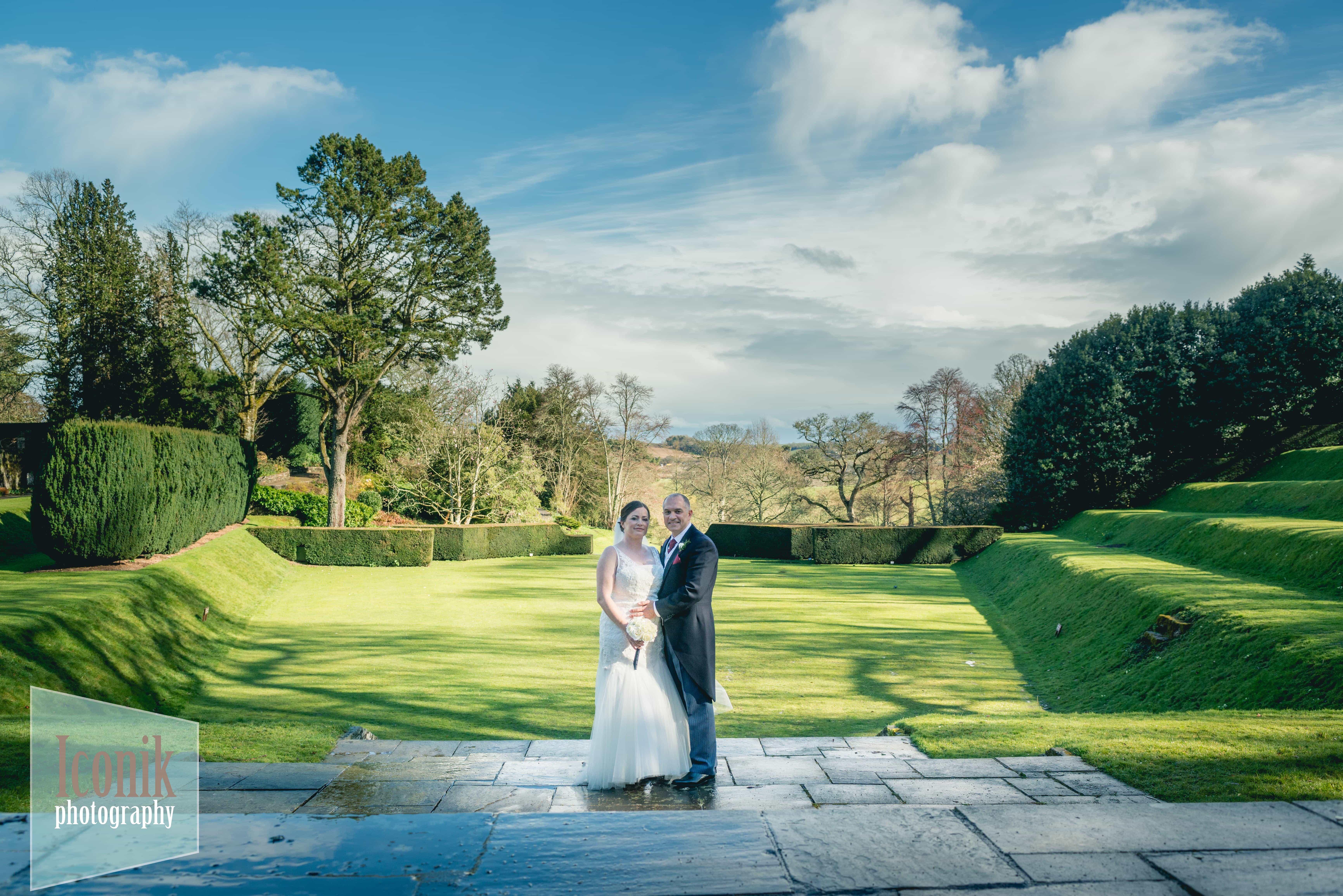 Wedding Photographer Devon and Cornwall at Dartington Hall
