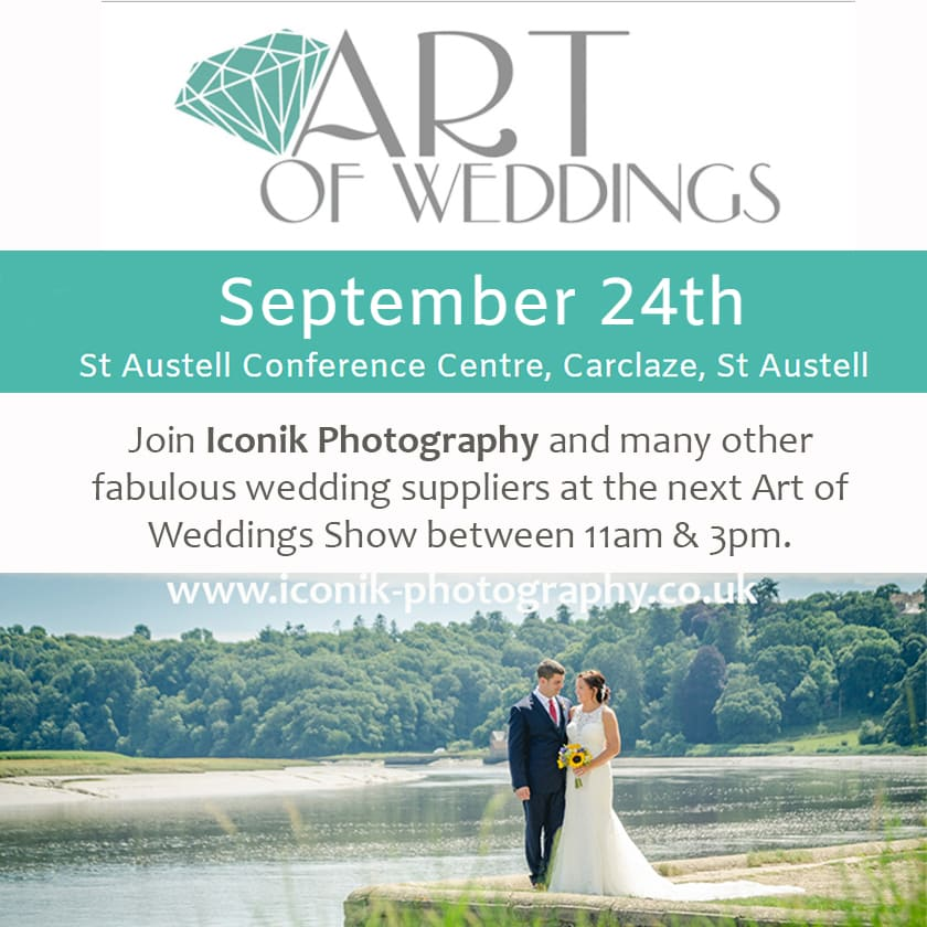 art of weddings wedding fair in St Austell